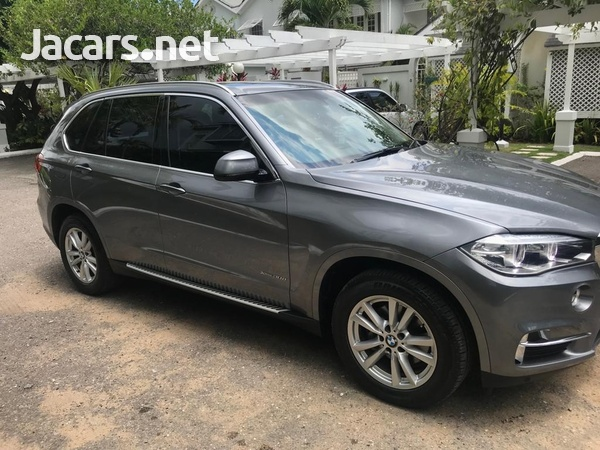 BMW X5 3,0L 2017-4