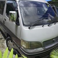1999 Toyota Hiace Grand CabinG