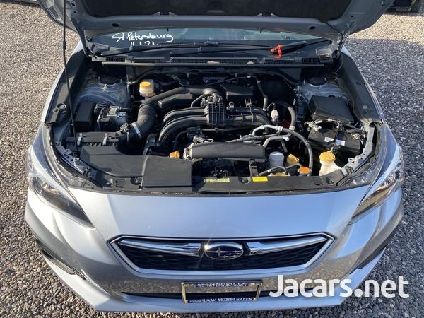 Subaru G4 2,0L 2017-15