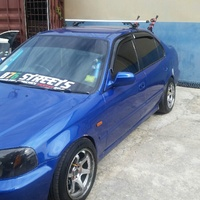 Honda Civic 1,5L 2000