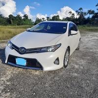 Toyota AURIS 1,7L 2012