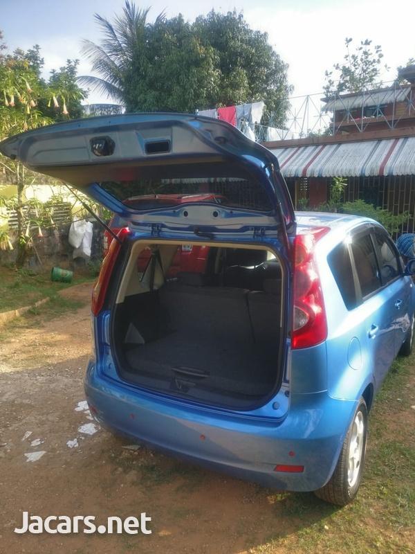Nissan Note 1,2L 2012-2