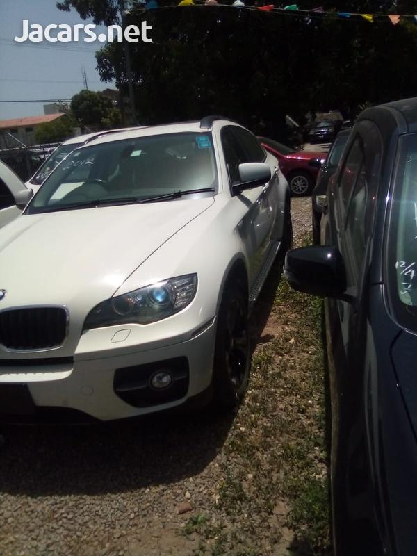 BMW X6 2,5L 2012-3