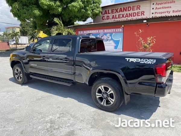 Toyota Tacoma 3,5L 2018-4