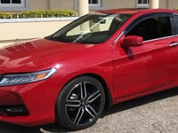 Honda Accord 2,5L 2017