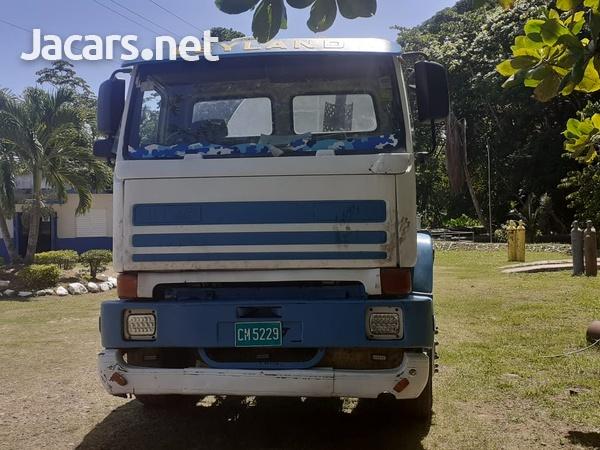 Leyland daf water truck-3