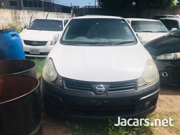 Nissan AD Wagon 1,6L 2012-1