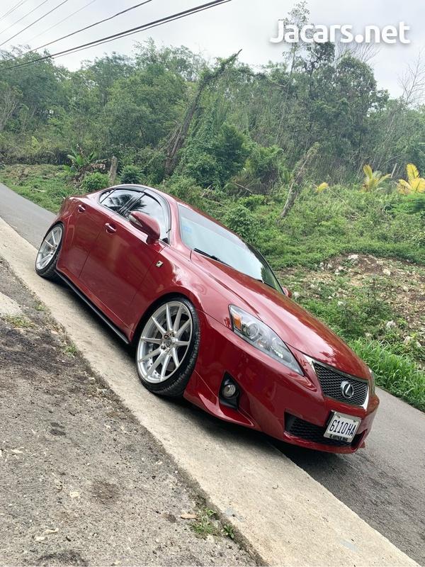 Lexus IS 2,5L 2010-4