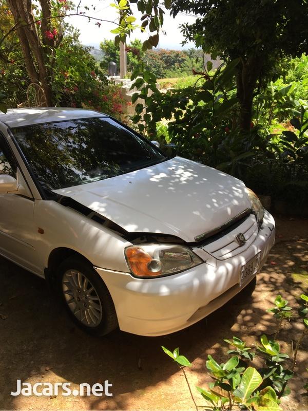 Honda Civic 1,7L 2002-10