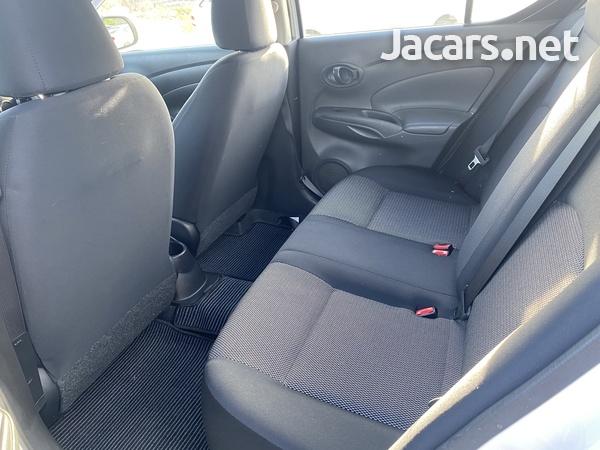 Nissan Latio 1,5L 2016-9