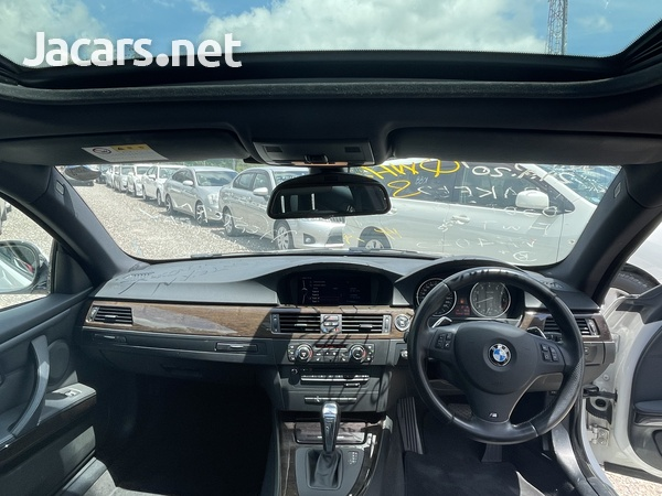 BMW 3-Series 2,5L 2012-9