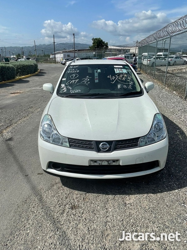 Nissan Wingroad 1,5L 2016-5