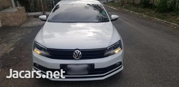 Volkswagen Jetta 1,4L 2016-6