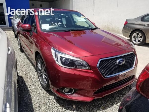 Subaru Legacy 2,5L 2017-4