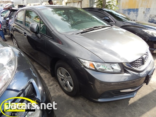 Honda Civic 1,6L 2013-2