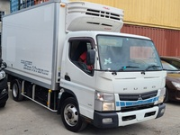 2015 MITSUBISHI CANTER FREEZER