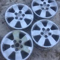 15 Inch Alloy Rims