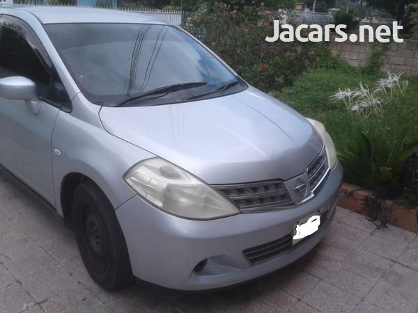 Nissan Tiida 1,6L 2008-3