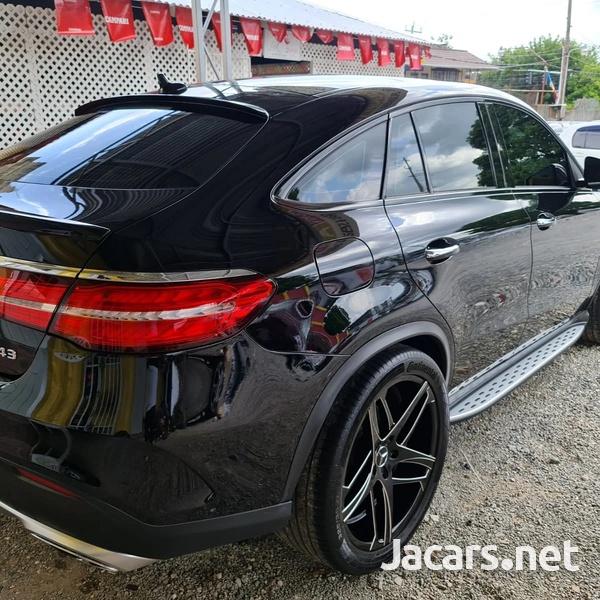 Mercedes-Benz GLE-Class 2,9L 2019-9