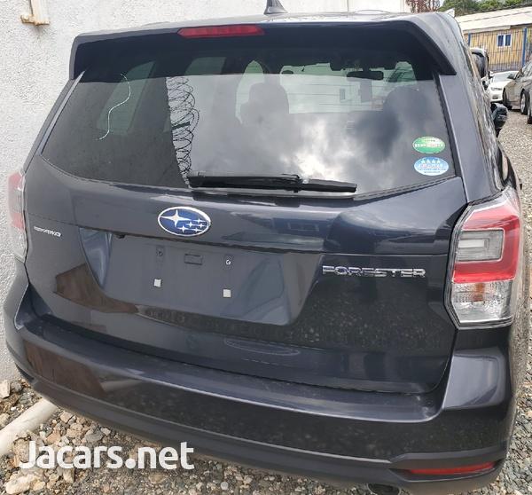 Subaru Forester 2,0L 2018-3