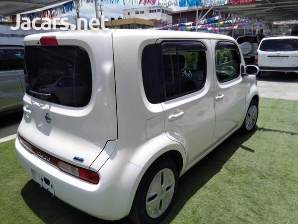 Nissan Cube 1,5L 2015-5