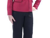 NWT Le Suit Pant Suit sz 8 US