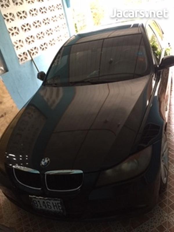 BMW 3-Series 2,4L 2007-1