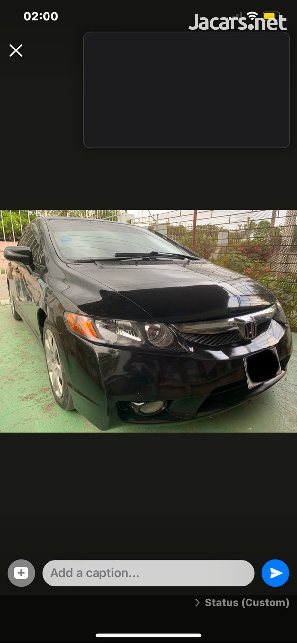 Honda Civic 1,8L 2010-1