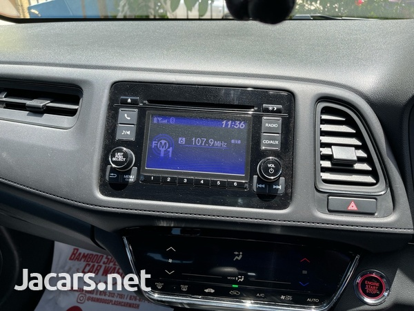 Honda HR-V 1,8L 2021-4