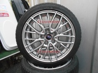 Subaru WRX/STi Wheels - 18x8.5 245/40R18