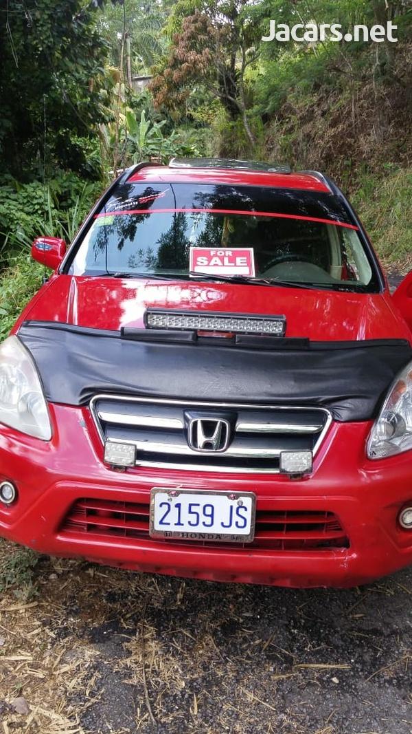 Honda CR-V 1,5L 2006-1