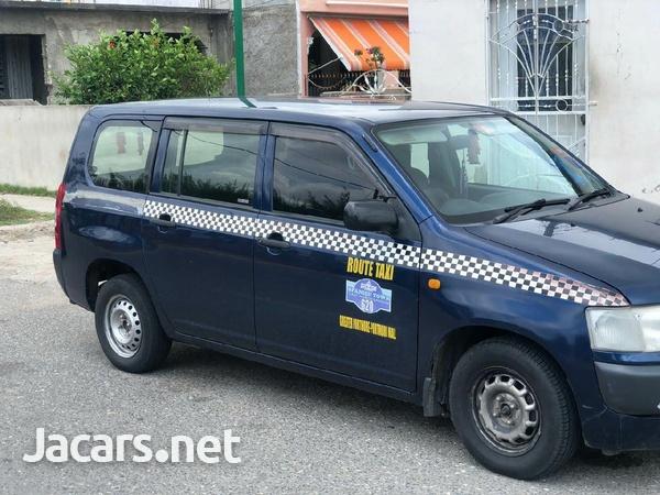 Toyota Probox 1,5L 2012-3