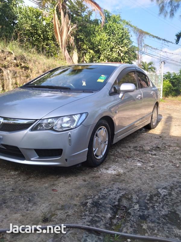 Honda Civic 1,2L 2010-4