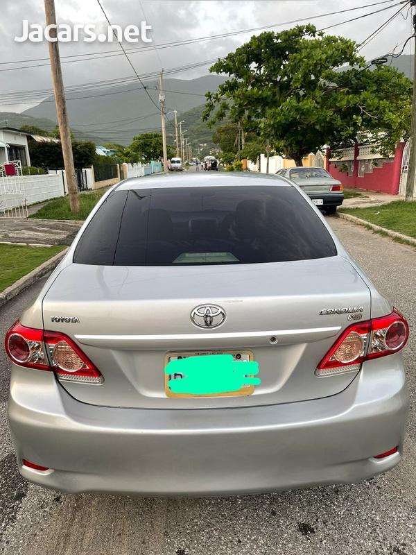 Toyota Corolla XLi 1,5L 2011-2