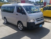 2013 TOYOTA HIACE COMMUTER Bus