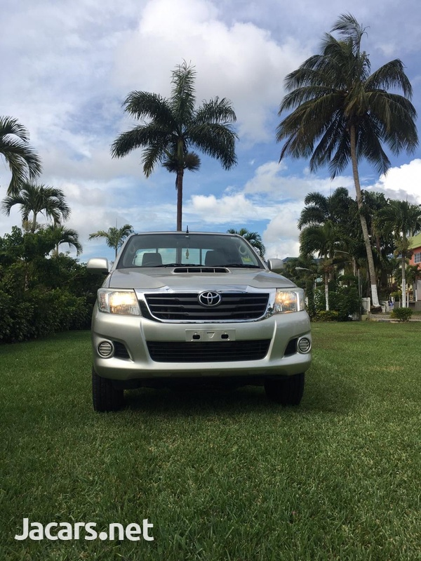 Toyota Hilux 3,0L 2012-2
