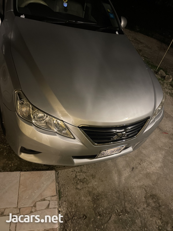 Toyota Mark X 2,1L 2012-15