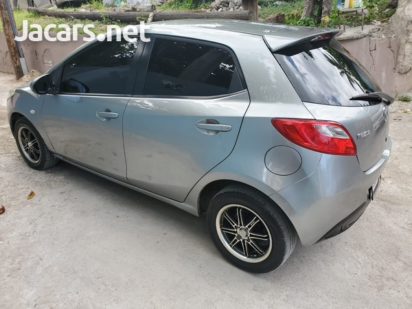 Mazda Demio 1,5L 2012-15