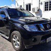 Nissan Navara 3,4L 2012