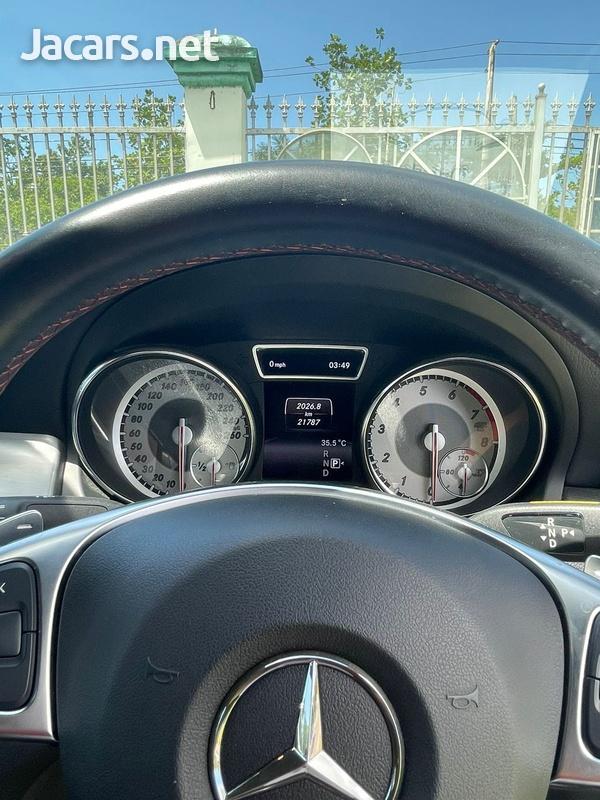 Mercedes-Benz CLA-Class 2,0L 2017-6