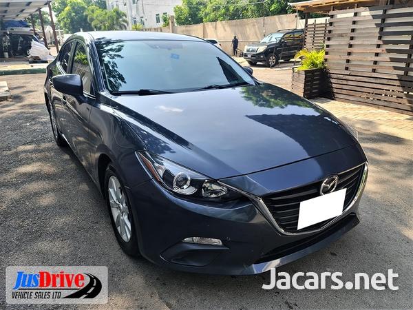 Mazda 3 2,0L 2015-1