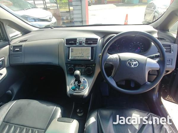 Toyota Mark X 2,4L 2013-4