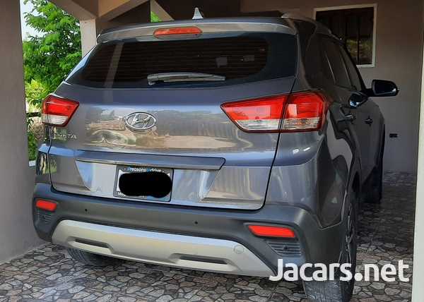 Hyundai Creta 1,6L 2020-4