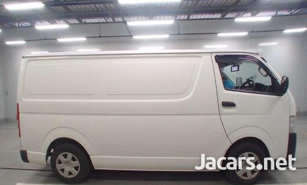 2015 Toyota Hiace van freezer-5