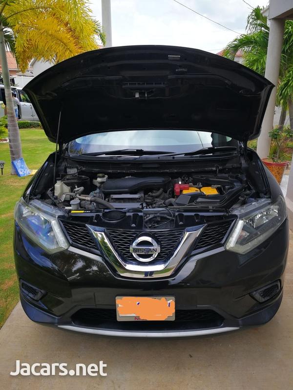 Nissan X-Trail 2,5L 2015-9