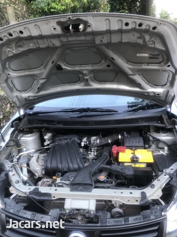 Nissan AD Wagon 2,0L 2014-4