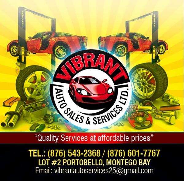 Vibrant Auto Sales And Services Ltd