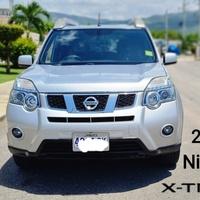 Nissan X-Trail 2,4L 2012