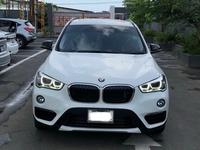BMW X1 2,0L 2018