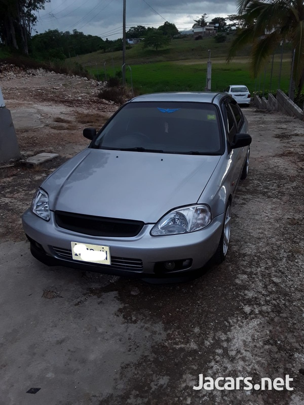 Honda Civic 1,6L 1998-6